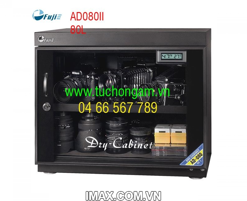 Tủ chống ẩm Fujie AD080II (Huitong AD-080II) 2