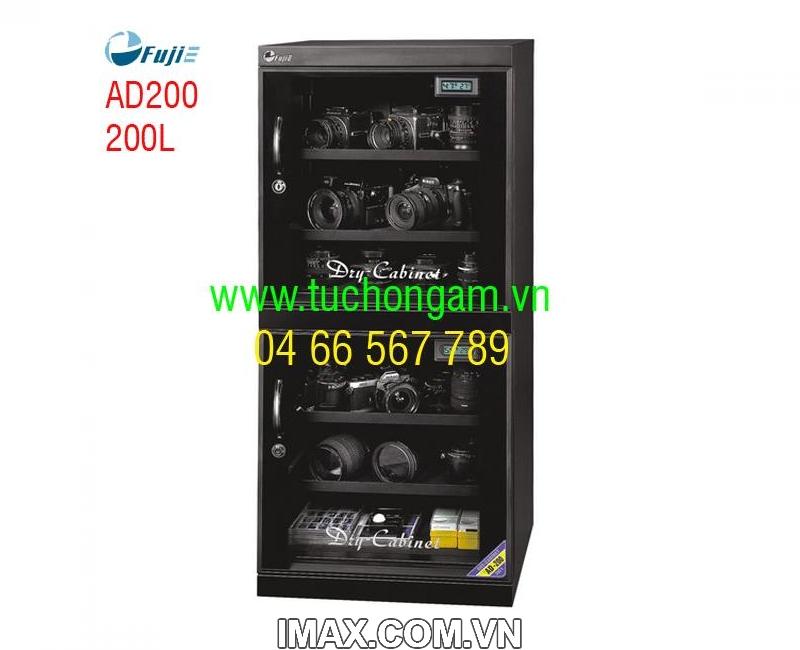 Tủ chống ẩm Fujie AD200 (Huitong AD-200) 1