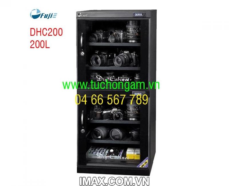 Tủ chống ẩm Fujie DHC200 (Huitong DHC-200) 2