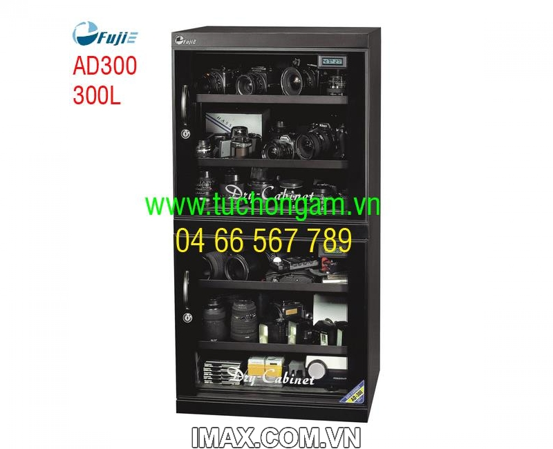 Tủ chống ẩm Fujie AD300 (Huitong AD-300) 1
