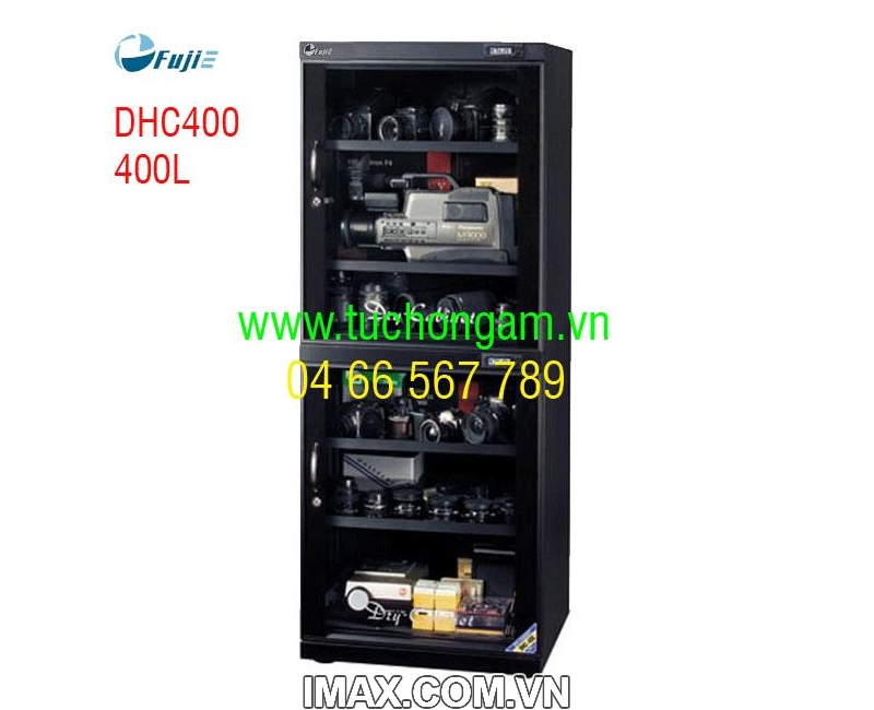 Tủ chống ẩm Fujie DHC400 (Huitong DHC-400) 2