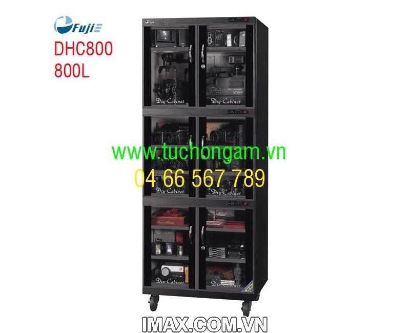 Tủ chống ẩm FujiE DHC800 (Huitong DHC-800) 1