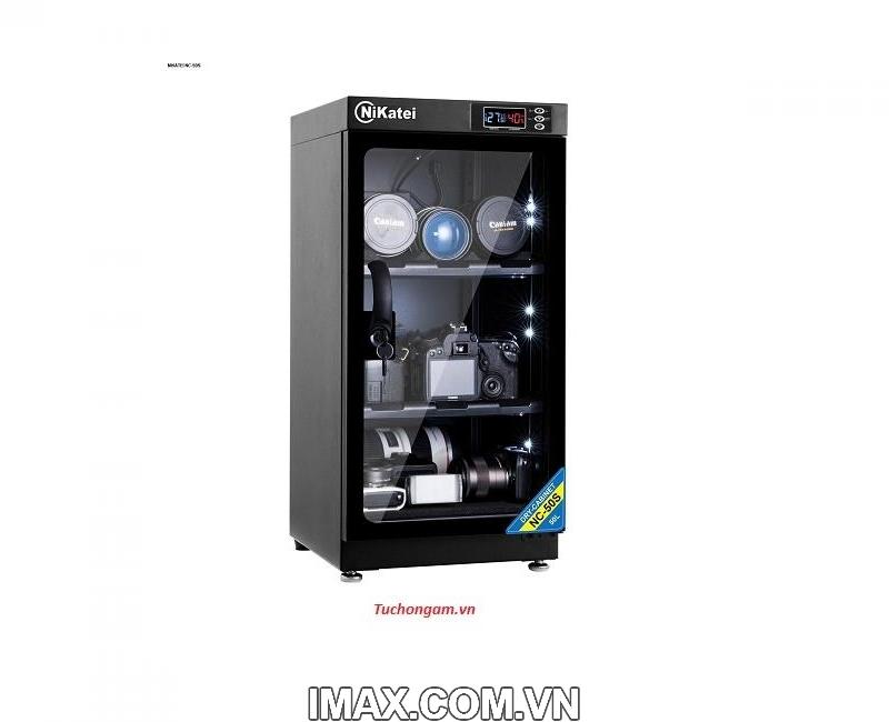 Tủ chống ẩm Nikatei NC-50S 1
