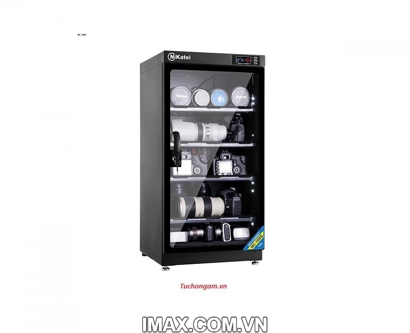 Tủ chống ẩm Nikatei NC-100S 1