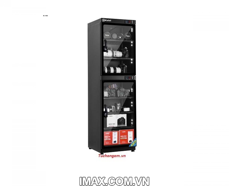Tủ chống ẩm Nikatei NC-180S 1