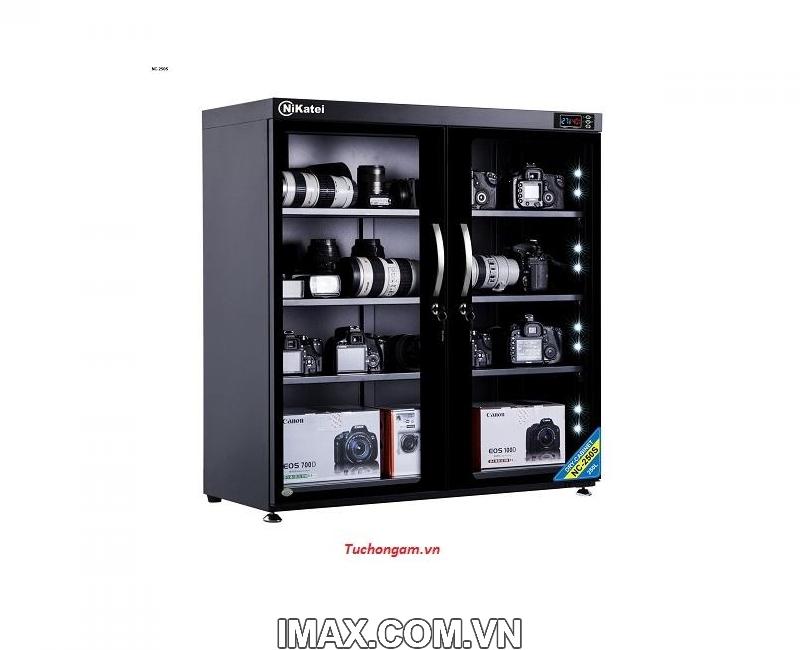 Tủ chống ẩm Nikatei NC-250S 1