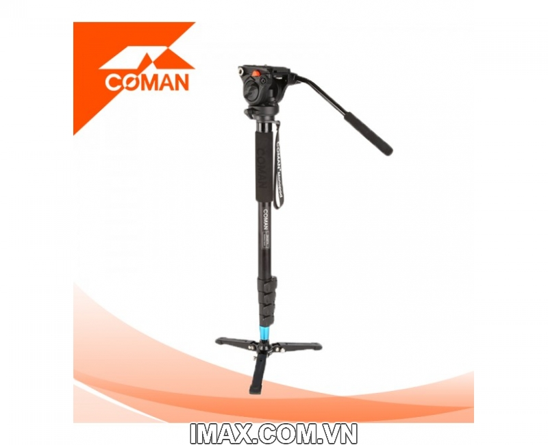 Chân máy ảnh Monopod Coman DX327AQ5 3