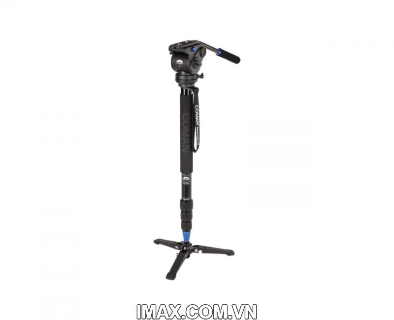 Chân máy ảnh Monopod Coman DX327CQ5 1