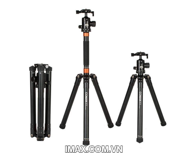 Chân máy ảnh Coman MT70 1