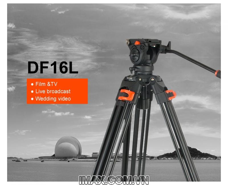 Chân máy quay Coman DF-16 19