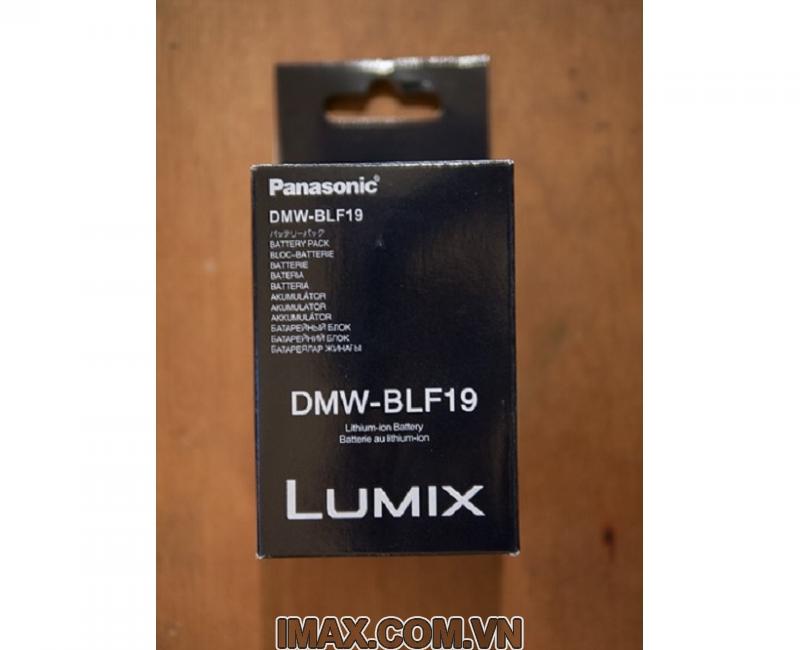 Pin PANASONIC DMW-BLF19, Dung lượng cao 2