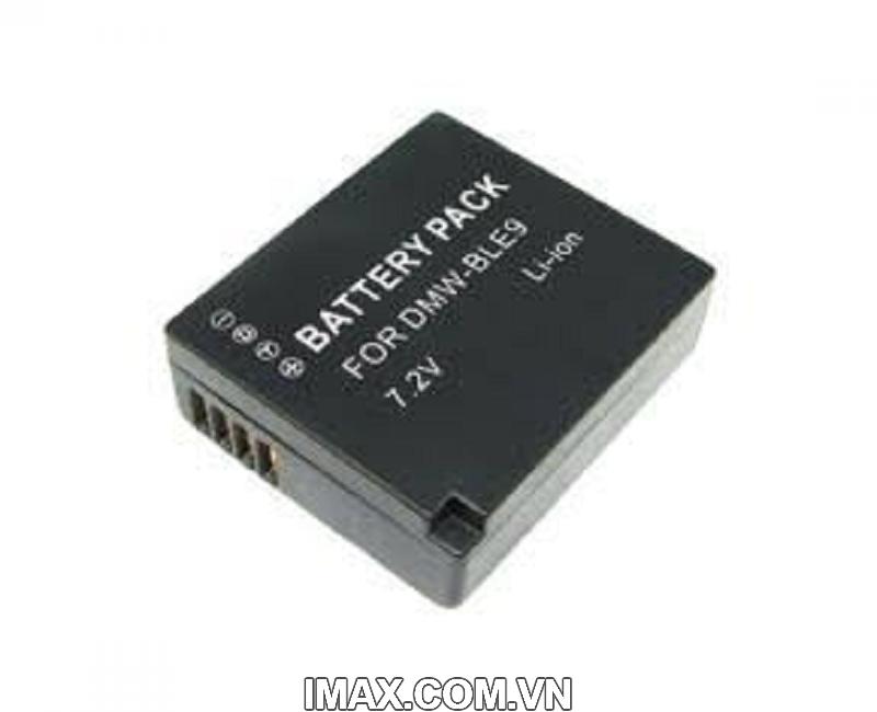 Pin PANASONIC DMW-BLE9E, Dung lượng cao 3