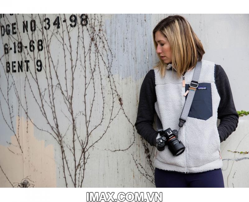 Dây máy ảnh PEAKDESIGN SLIDE LITE ASH, NEW 9