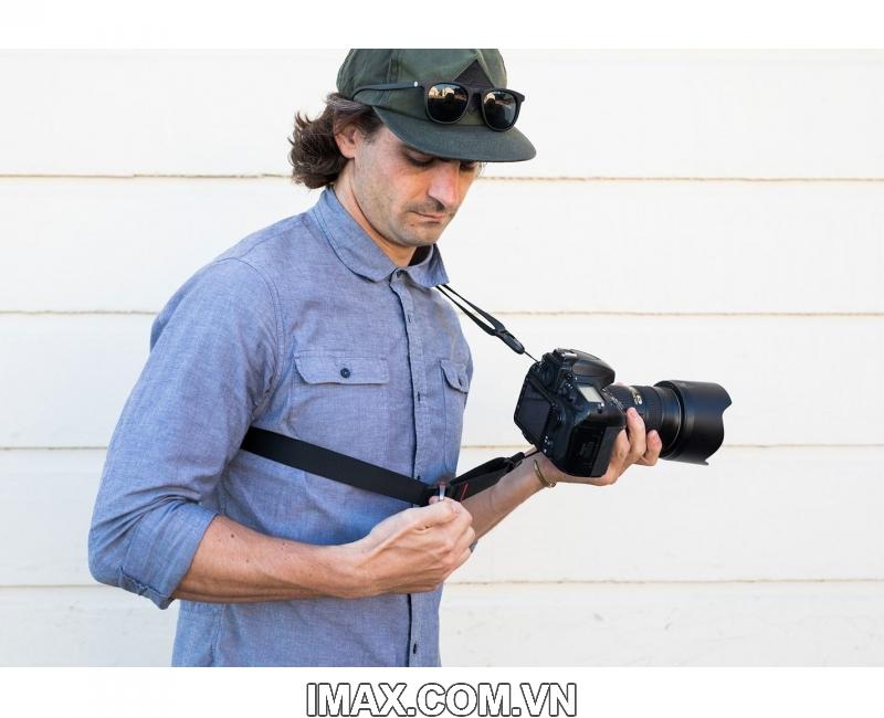 Dây máy ảnh PEAKDESIGN SLIDE LITE ASH, NEW 10