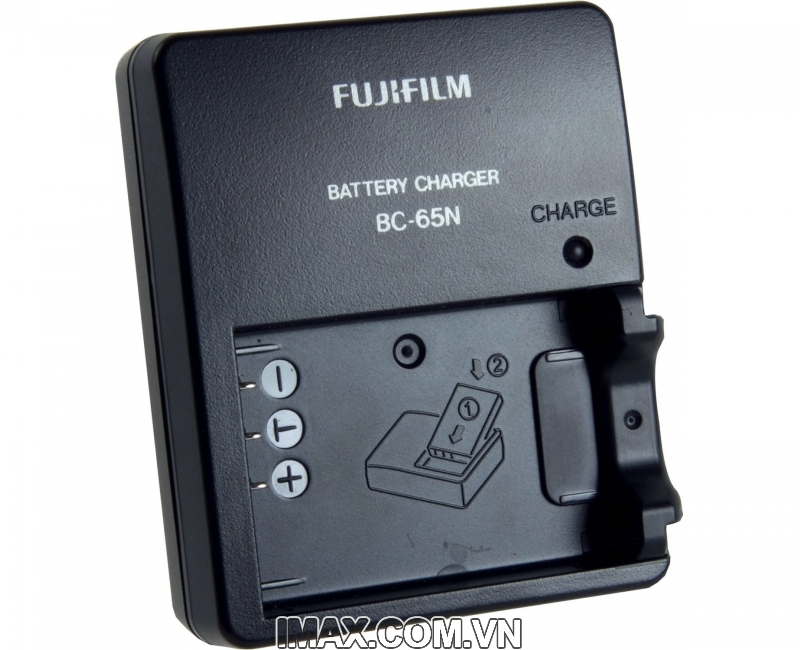 Sạc máy ảnh Fujifilm BC-65 (cho pin Fujifilm NP-60 ) - Hàng nhập khẩu 3