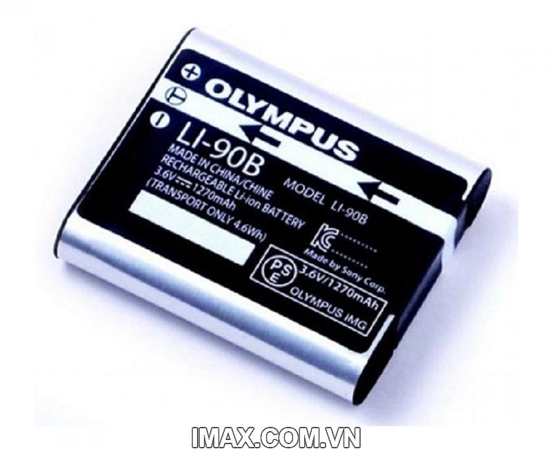 Pin máy ảnh Olympus Li-90B - Hàng nhập khẩu 1