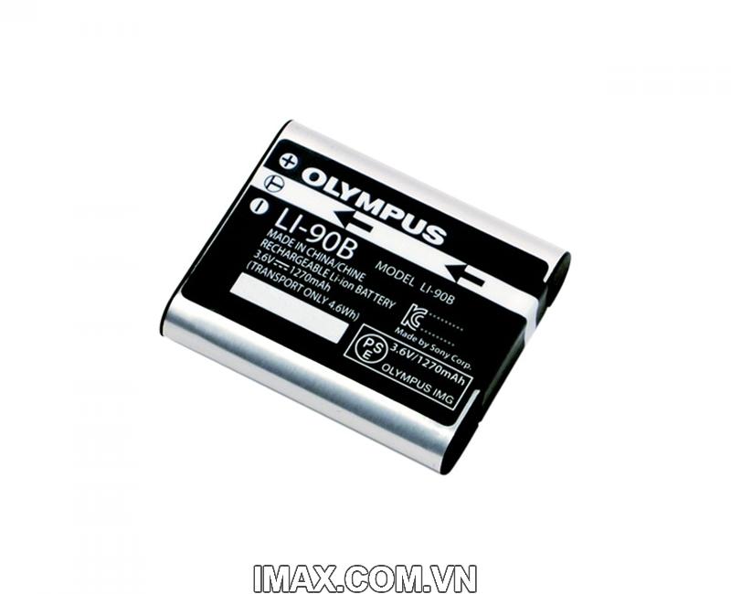 Pin máy ảnh Olympus Li-90B - Hàng nhập khẩu 2