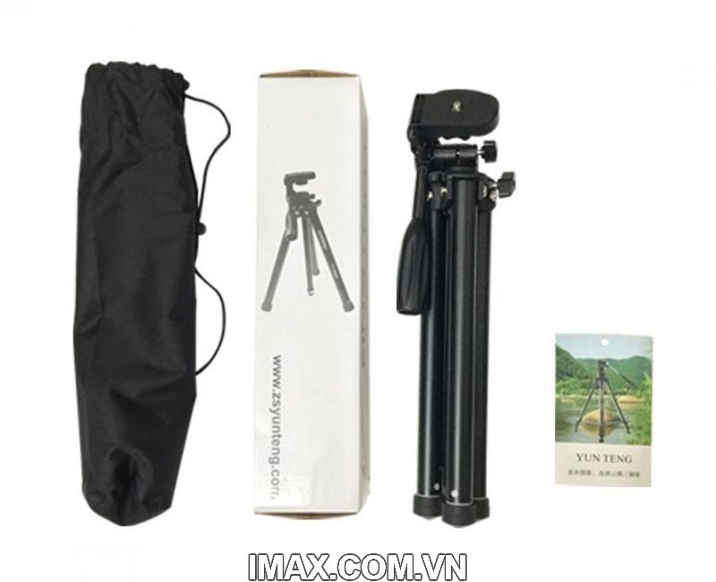 Chân máy ảnh / Tripod Yunteng VCT-686 2
