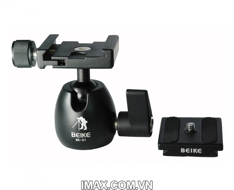 Đầu bi Ball Head Beike BK-01 5