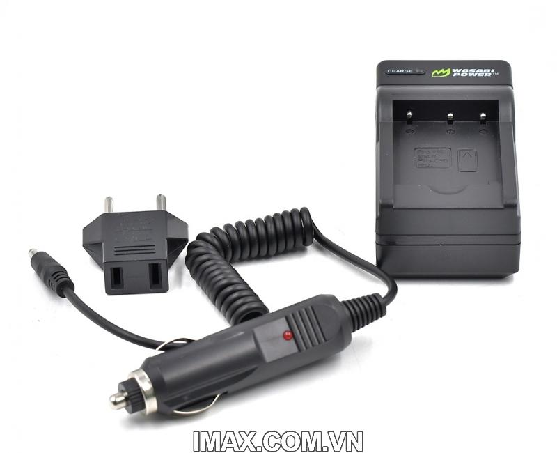 Sạc máy ảnh Wasabi for Sony NP-BJ1 1