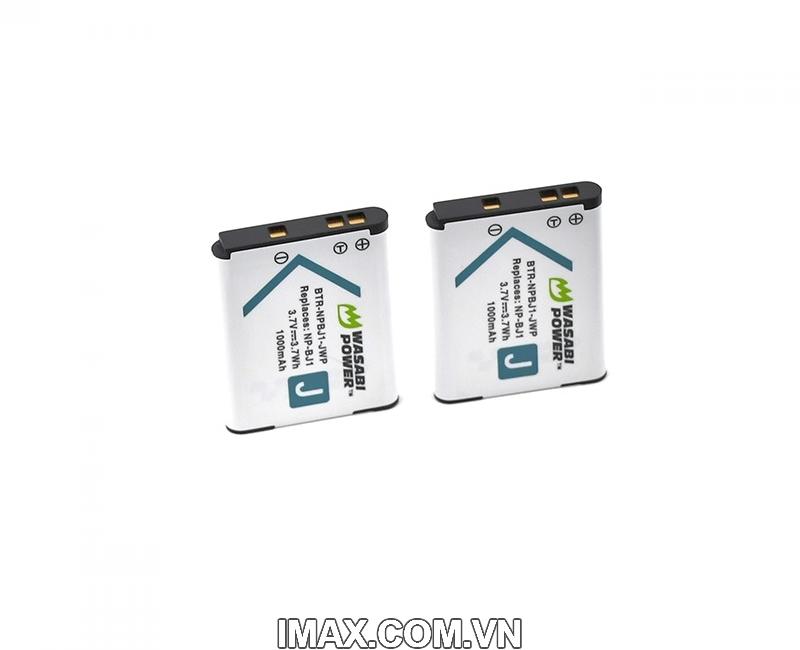 Pin máy ảnh Wasabi for Sony NP-BJ1 1