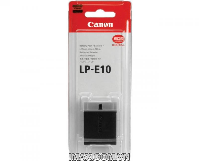 Pin Canon LP-E10, Dung lượng cao 1