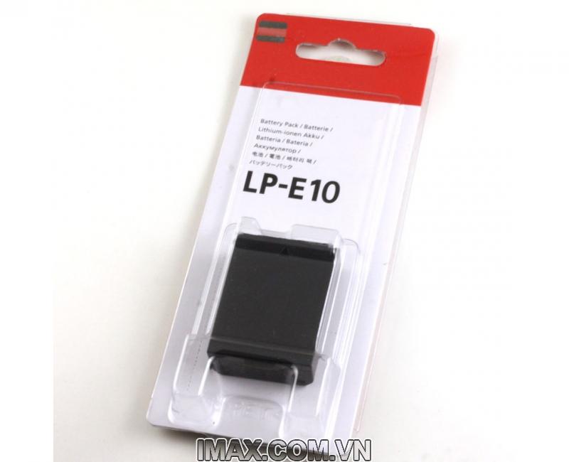 Pin Canon LP-E10, Dung lượng cao 2
