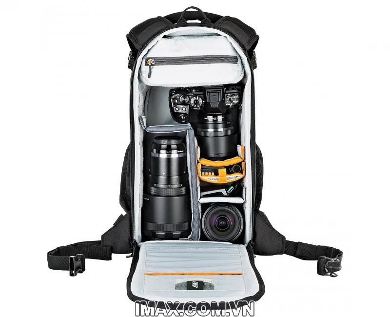 Ba lô  máy ảnh LOWEPRO FLIPSIDE 200 AW II, Chính hãng 7