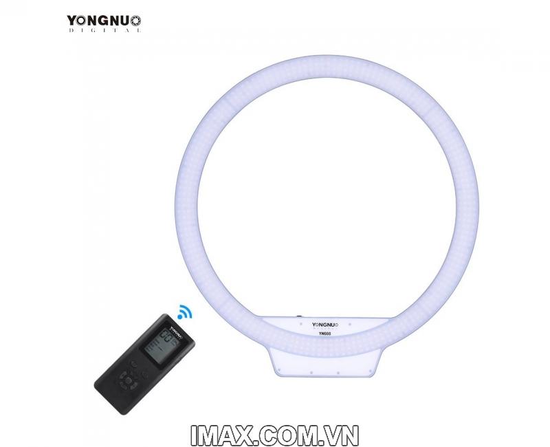Đèn Led Ring Yongnuo YN-608, 608 bóng led 3