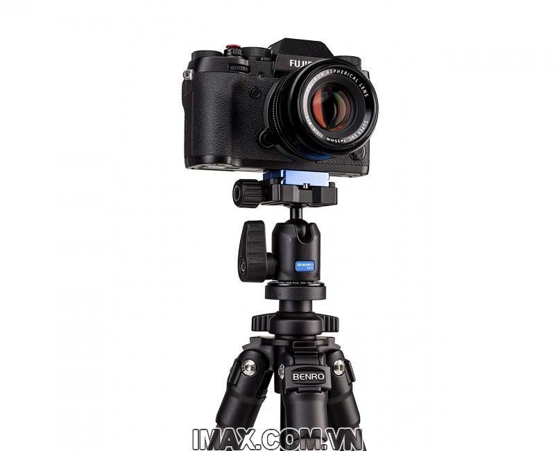 Chân máy ảnh BENRO FIF19CIB0, Carbon 4