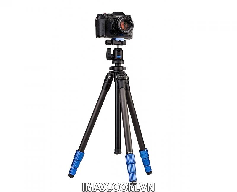 Chân máy ảnh BENRO FIF19CIB0, Carbon 8