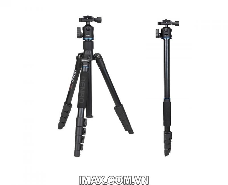 Chân máy ảnh Tripod/ Monopod BENRO ITRIP IT25 5