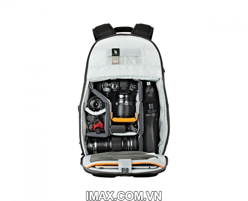 Balo máy ảnh Lowepro M-TREKKER BP 150 xám 2