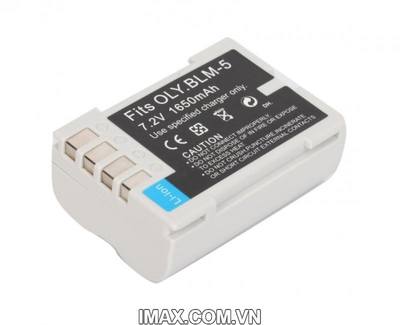Pin máy ảnh Panasonic BLM-5 2