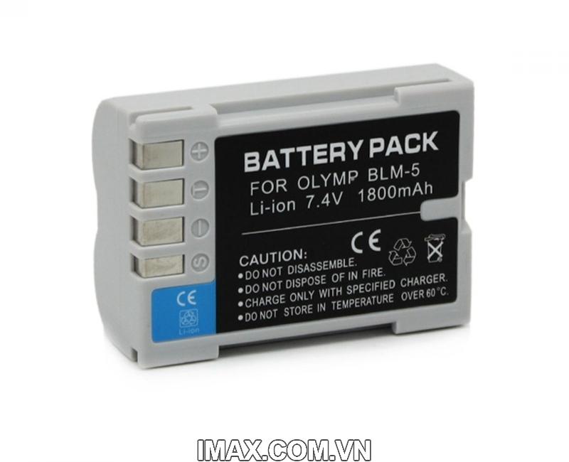 Pin máy ảnh Panasonic BLM-5 3