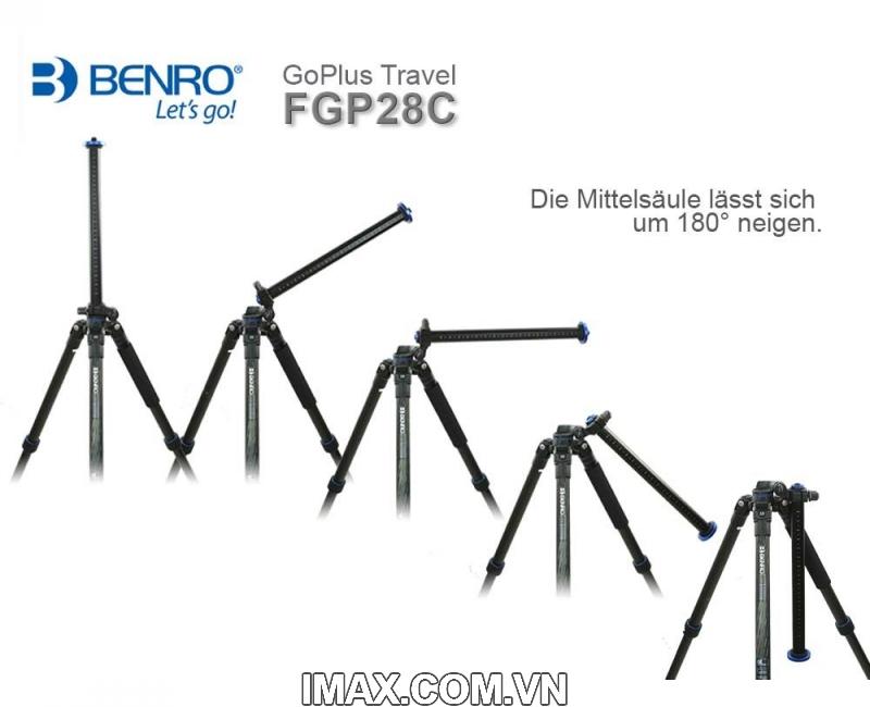 Chân máy ảnh Benro SystemGo Plus FGP28C 7