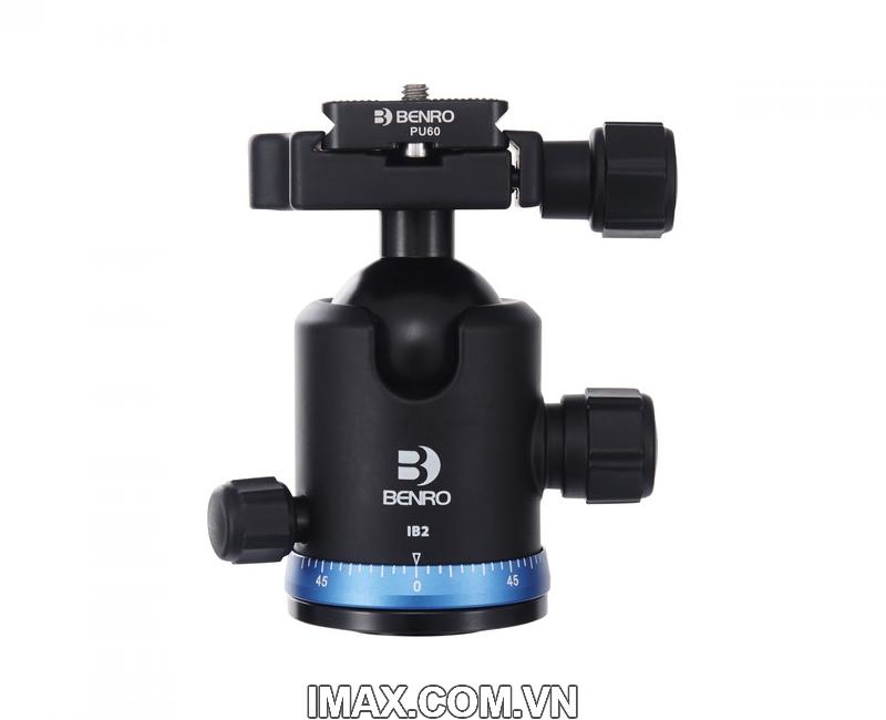 Chân máy ảnh Benro FIF28CIB2, Carbon 9