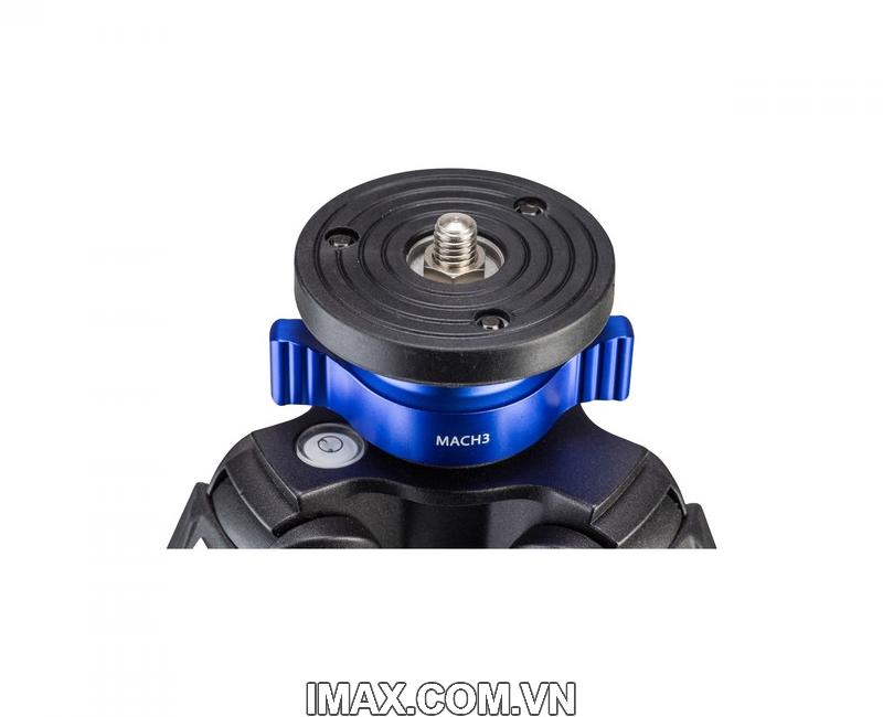 Chân máy ảnh Benro TMA Mach3 27C, Carbon 11