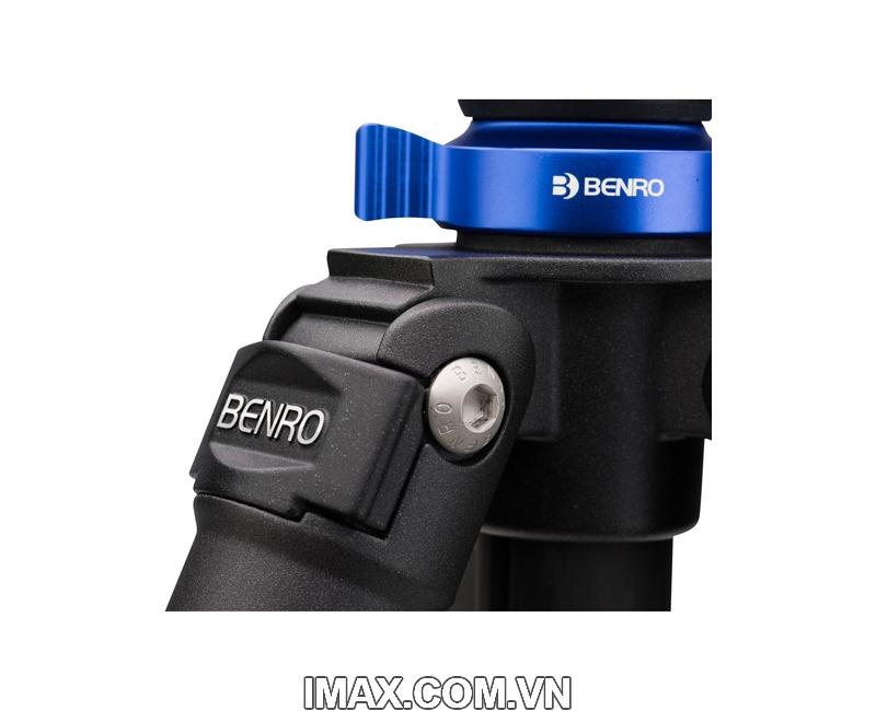 Chân máy ảnh Benro TMA Mach3 27C, Carbon 20