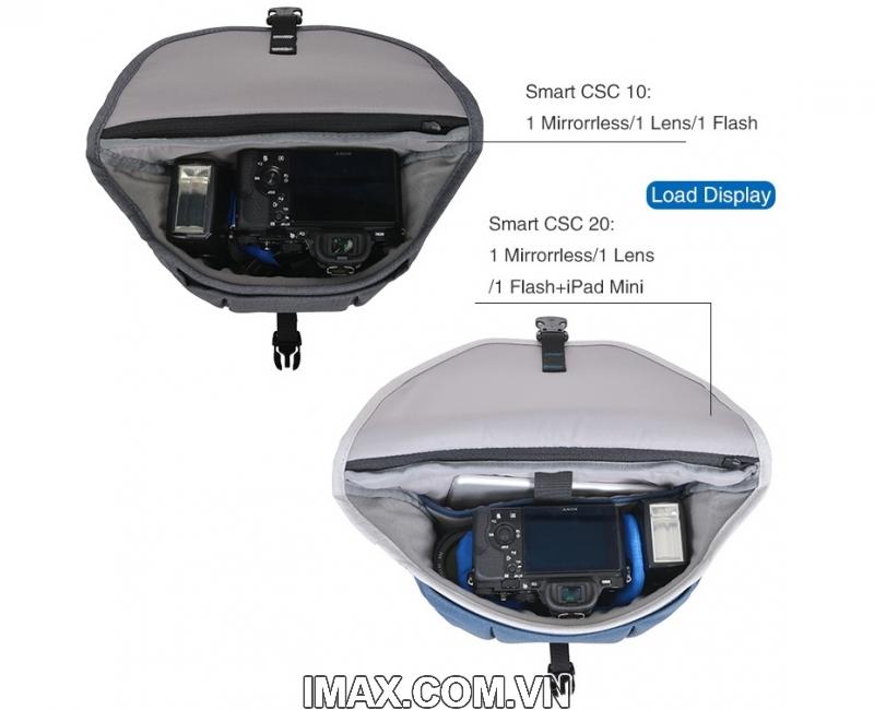 Túi máy ảnh Benro Smart CSC 10 4
