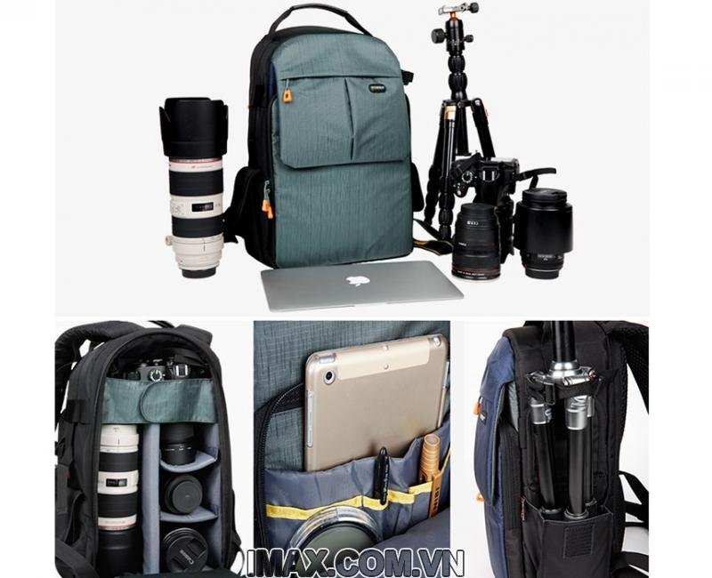 Balo máy ảnh Tonba QY-1101 3
