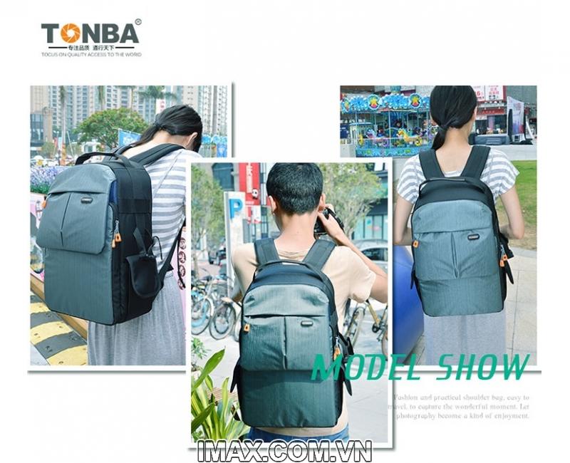 Balo máy ảnh Tonba QY-1101 9