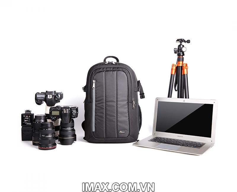 Ba lô máy ảnh Tonba 5212, Hồng 9
