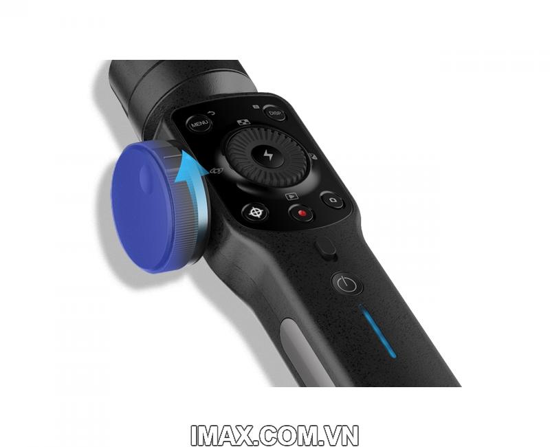Thiết bị chống rung Zhiyun Smooth 4 - Gimbal 3 trục cho điện thoại - Chính hãng 4