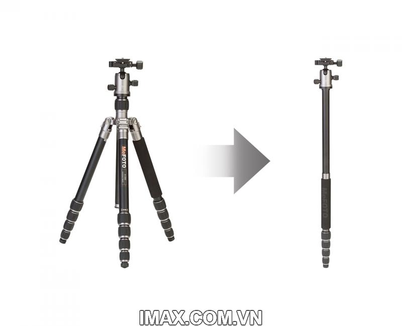 Chân máy ảnh Mefoto A1350Q1 10