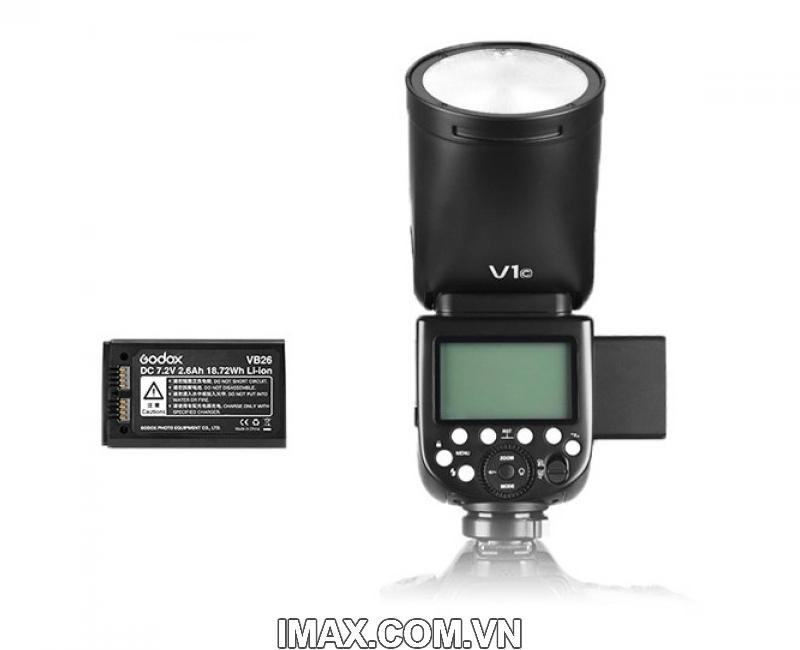Đèn Flash Godox V1 Canon, Chính hãng Godox 3