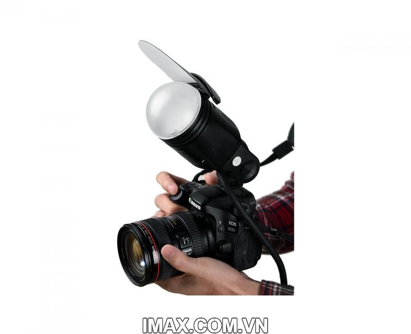 Bộ phụ kiện Godox AK-R1 cho đầu đèn flash tròn H200R, V1 11