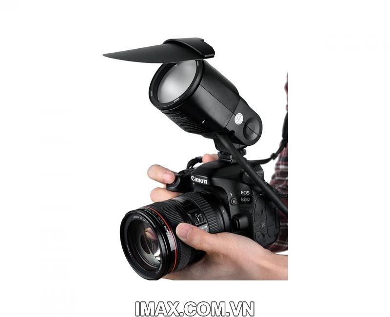 Bộ phụ kiện Godox AK-R1 cho đầu đèn flash tròn H200R, V1 12