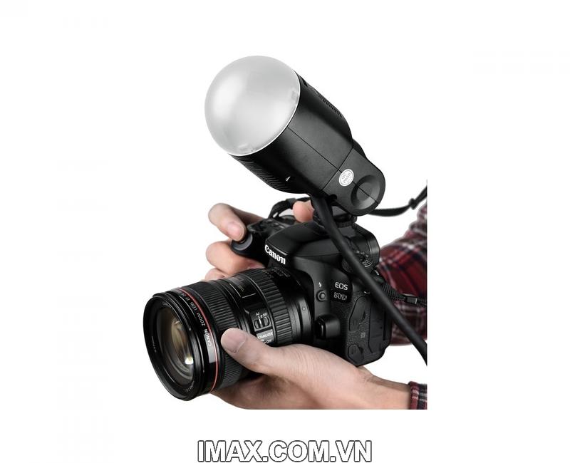 Bộ phụ kiện Godox AK-R1 cho đầu đèn flash tròn H200R, V1 13