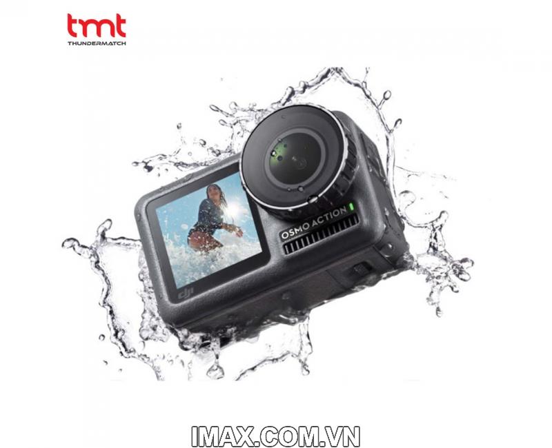 Combo DJI Osmo Action + bộ phụ kiện 30 in 1 + Thẻ nhớ 64gb quay 4k 2